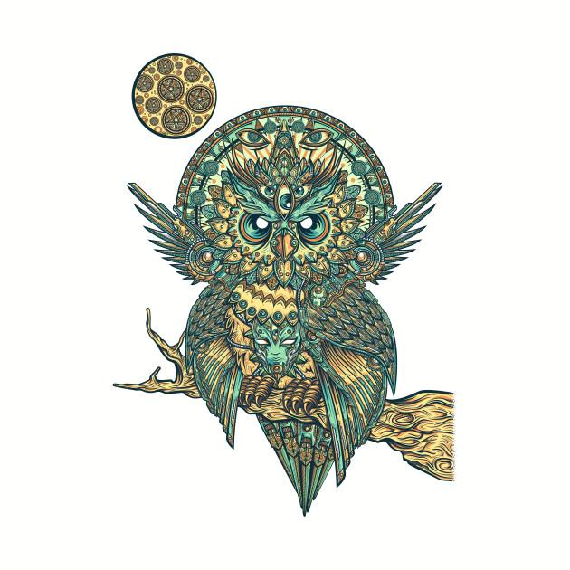 God owl of dreams