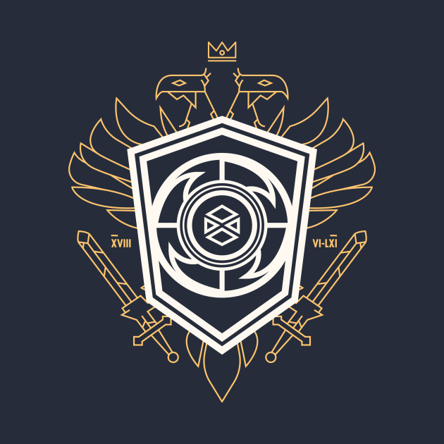 Crucible Titan Destiny T Shirt Teepublic