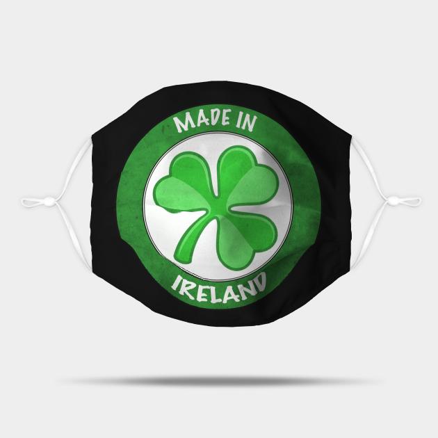 Made In Ireland- Irish Pride Design