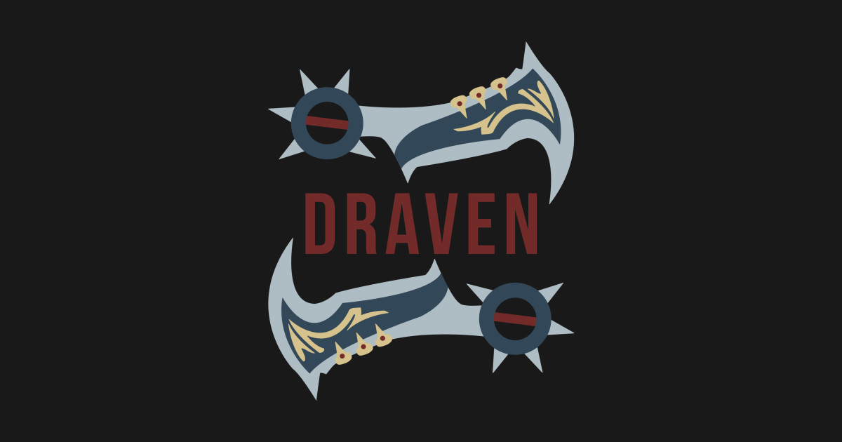 how to catch draven q