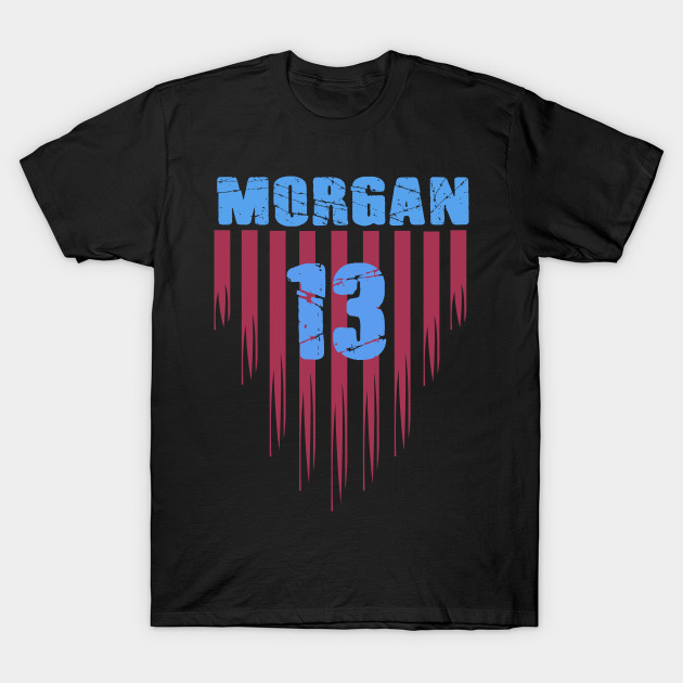 outlet store 103f4 42d4d United States Women's National Soccer Team Shirt   USWNT   Alex Morgan,  Julie Ertz, Tobin Heath, Megan Rapinoe, Mallory Pugh