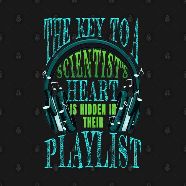 Scientist Heart Music