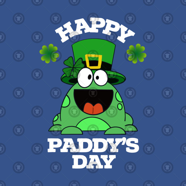 Happy paddy's day, saint Patrick's day