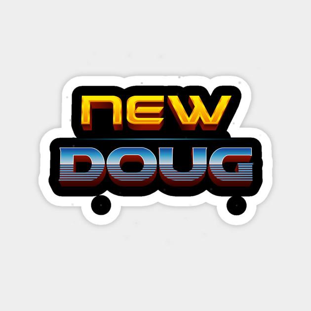 New Doug From Ragnarok Thor Magnet Teepublic