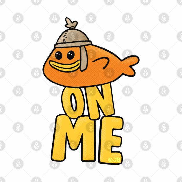 Fishy on me Cartoon