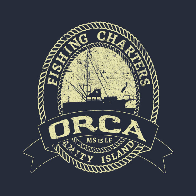 ORCA Fishing Charters (yellow)