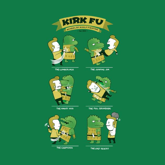 Kirk Fu!