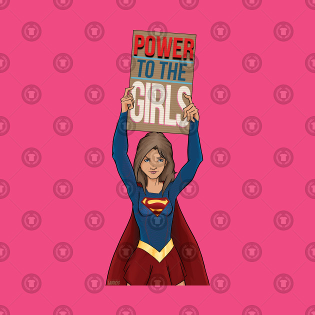Untied with YOU: Supergirl Edition