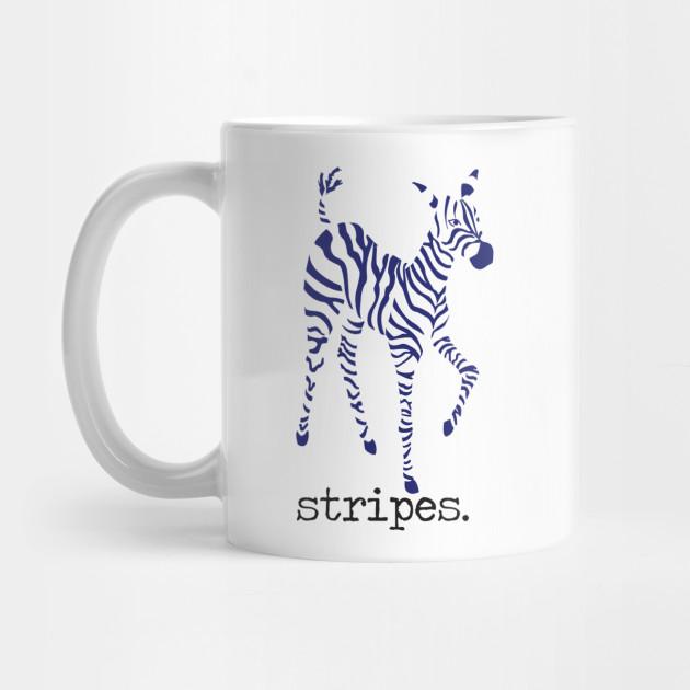 Stripey Zebra ...