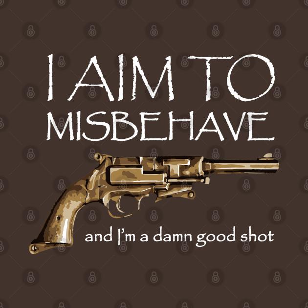 My aim is true