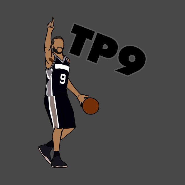 info for 0c31f a92b3 Tony Parker 'TP9' - NBA San Antonio Spurs
