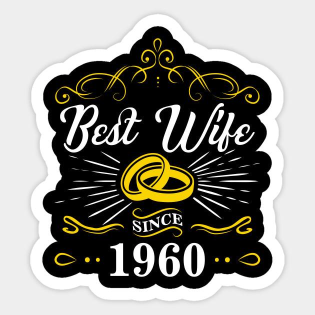 60th Wedding Anniversary Shirt Best