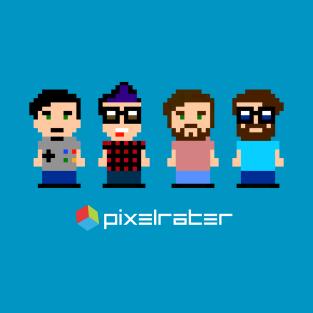 8-Bit Pixelrater Crew