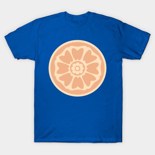 Order Of The White Lotus Symbol Cartoon T Shirt Teepublic