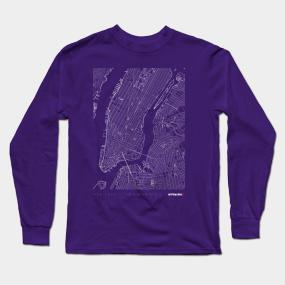 fcc0b6d3b5bf City Long Sleeve T-Shirts | TeePublic