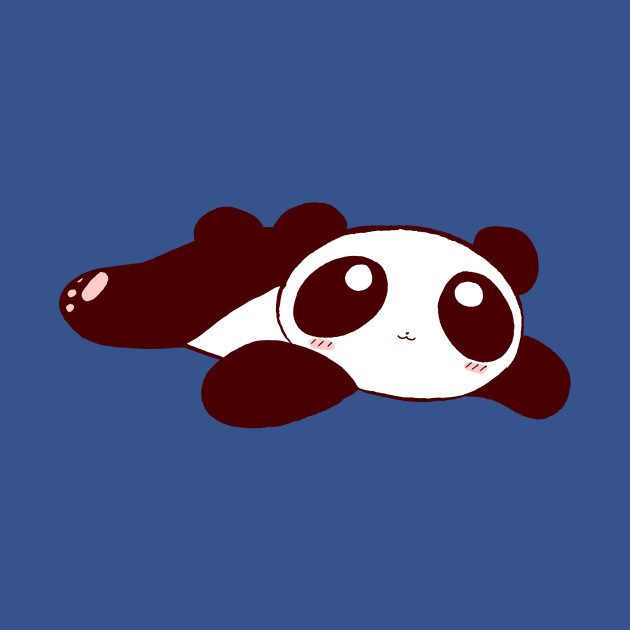 Reddish Panda Bear