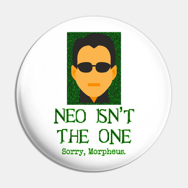 "Neo isn't ""THE ONE"" - Funny Matrix"