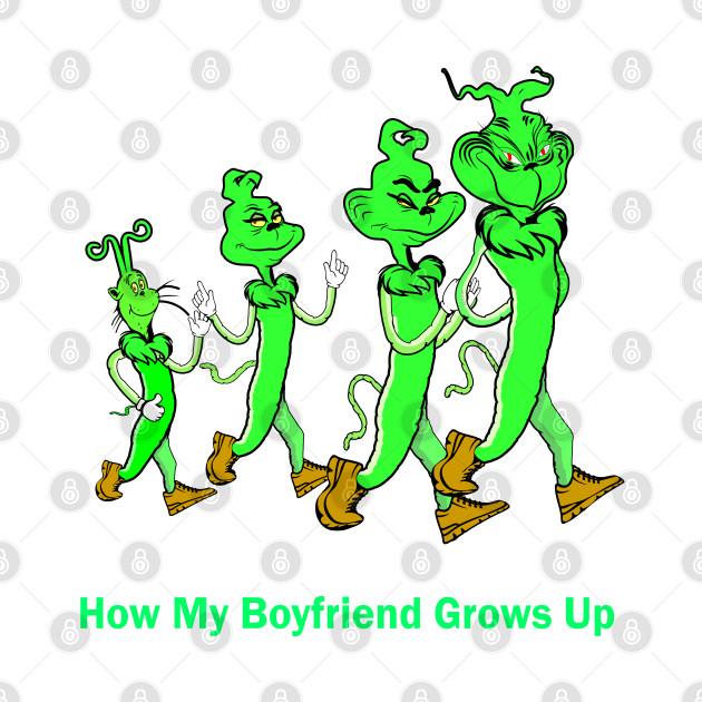 How My Boyfriend Grows Up