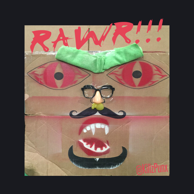 Box Monster (RAWR)