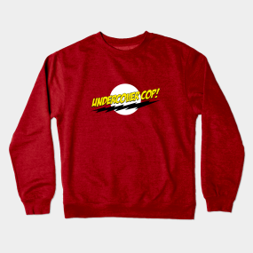 c7562760 Undercover Cop Crewneck Sweatshirts | TeePublic