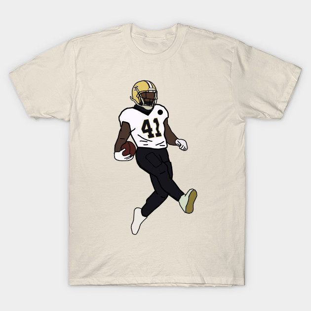 online store f60d4 fd849 Alvin Kamara Touchdown Celebration New Orleans Saints NFL