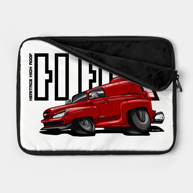 Chevy Hhr Ss Panel Chevy Impala Laptop Case Teepublic