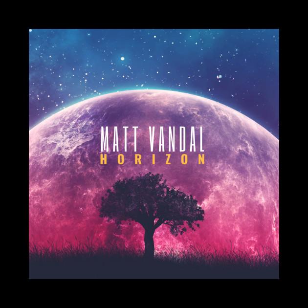 Matt Vandal Horizon Album Cover