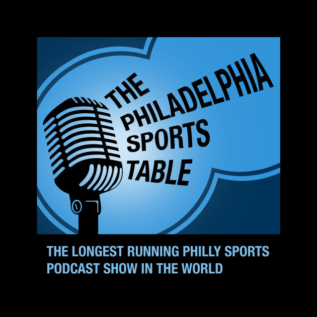 The Philadelphia Sports Table - Blue