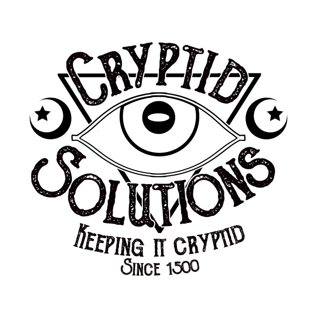 Cryptid Solutions (WHITE)