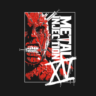 T-Shirts by Metal Injection - TeePublic Store | TeePublic