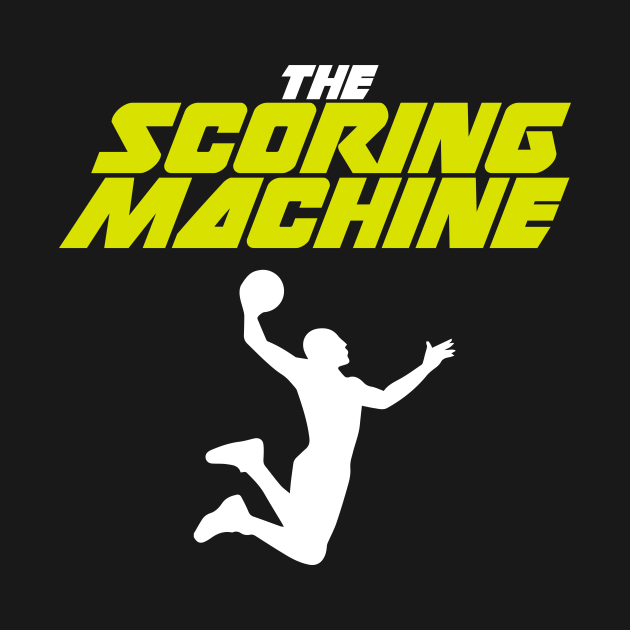 Work Hard : Be a score machine