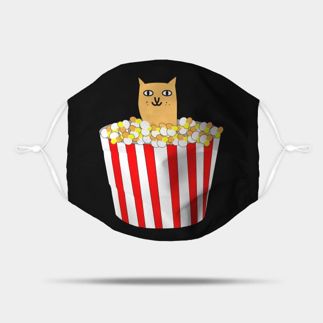 Popcorn eating Popcorn