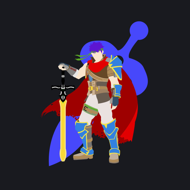 Super Smash Bros Ike