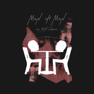 Man, Oh Man - Talking Heads (Light) t-shirts