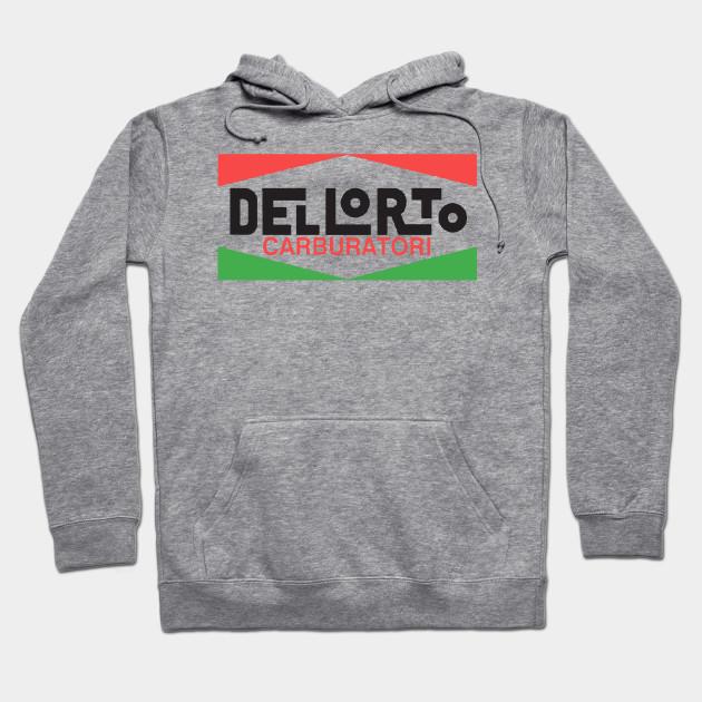 Vintage Dellorto Italian Motorcycle Carburetor Motorcycle T-Shirts