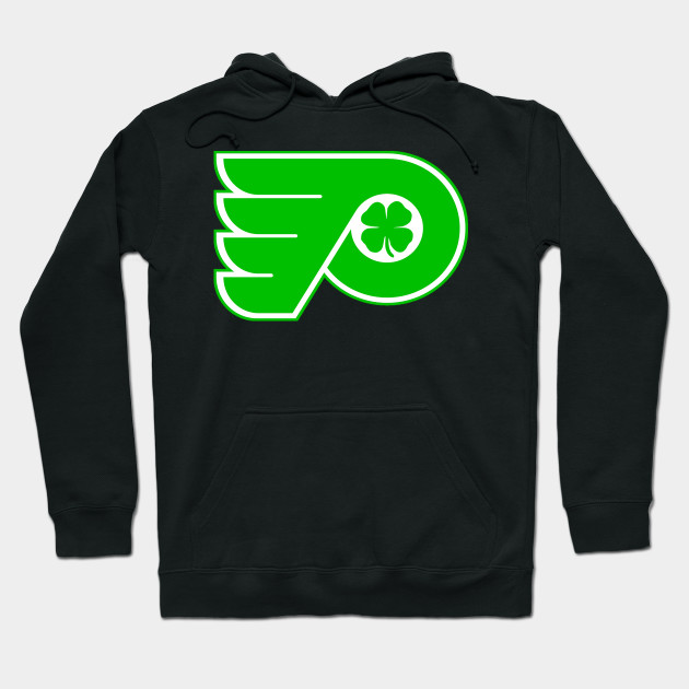 Flyers St. Patrick's Day # 3 Hoodie