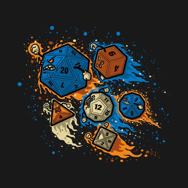 Rpg United Remix T-Shirt