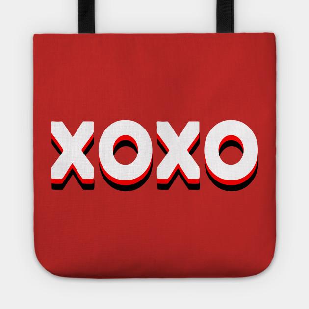 Valentines Day XOXO Floor Pillow