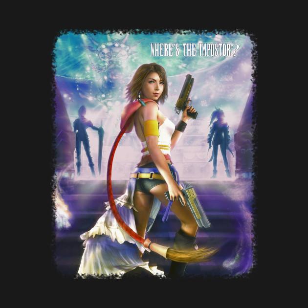 Final fantasy X2 - Yuna