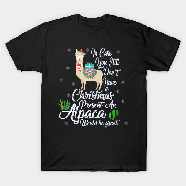 Animal Kingdom Christmas Shirt.Alpaca Christmas Shirt Animal Merry Christmas Gift Llama