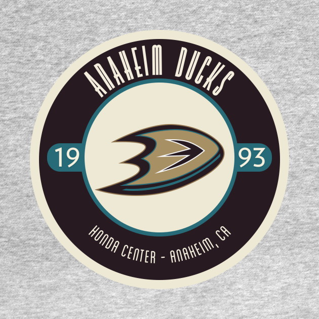 Anaheim Hockey Ducks Minimalist Logo