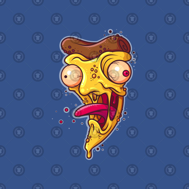 Pizza Scream