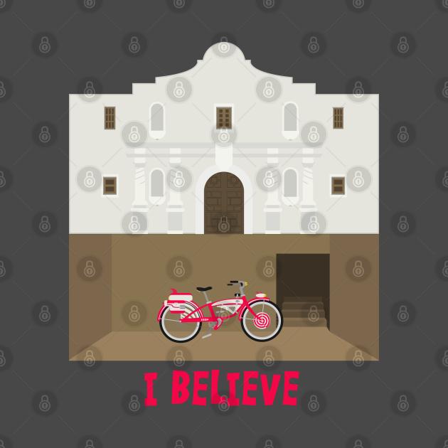 The Secret of the Alamo