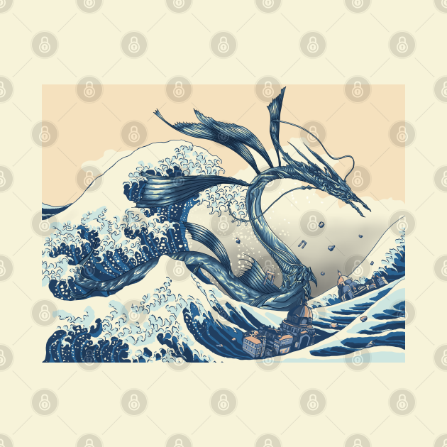 The Great Wave off Altissia