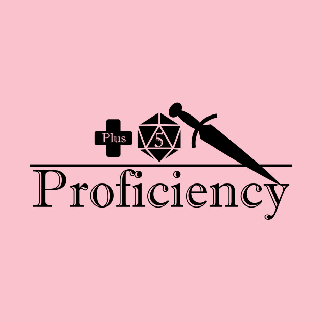Plus Five Proficiency Black Logo