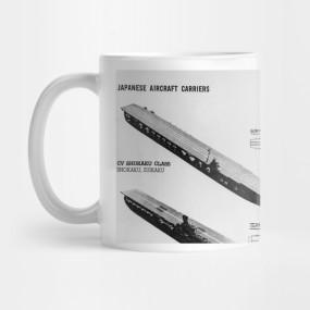 Aircraft Carrier Mugs | TeePublic