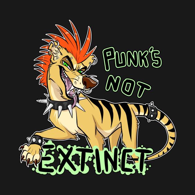 Punk's Not Extinct