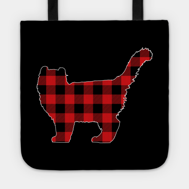 American Curl Lover Buffalo Plaid Pattern