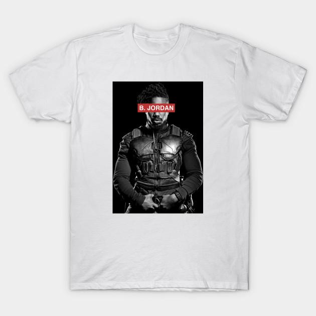 Icon  Michael B. Jordan - Michael B Jordan - T-Shirt  668b153a8371
