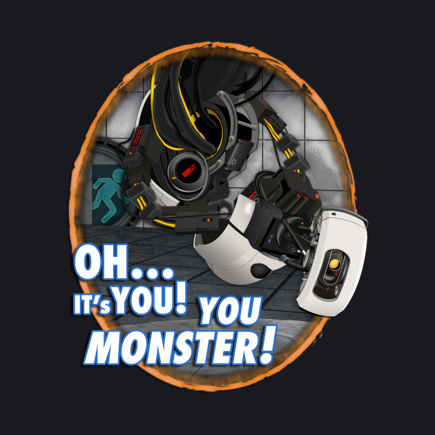Oh... It's You! You Monster!